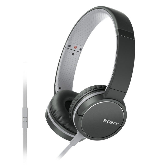 Sony MDRZX660AP Over-Ear Headphones - black