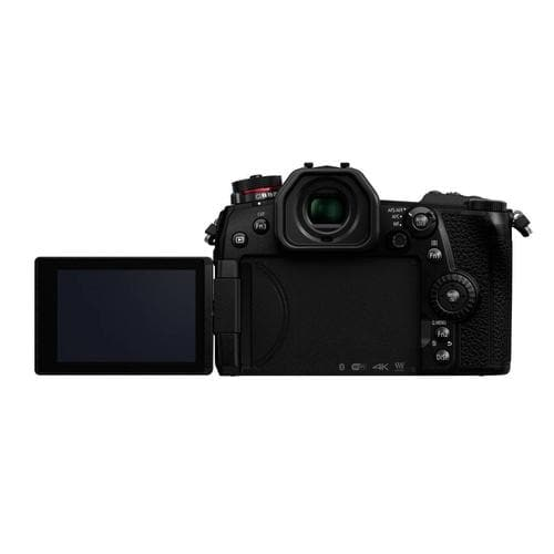 Panasonic Lumix DC-G9 Mirrorless Camera - Body Only - Black