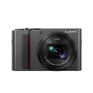 Panasonic Lumix DC-ZS200 Digital Camera -Silver