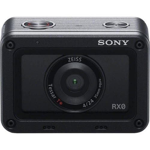 Sony DSCRX0 Ultra-compact shockproof waterproof digital camera