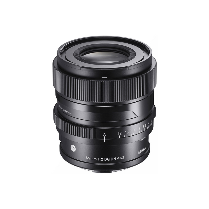Sigma 65mm f/2.0 DG DN Contemporary Lens for L-Mount