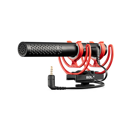 Rode VideoMic NTG on-camera Shotgun microphone With Rycote