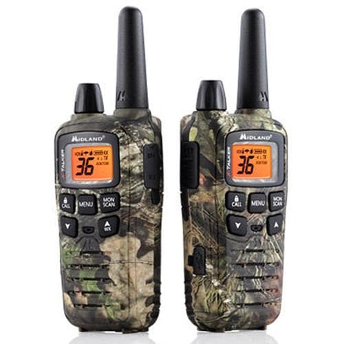 Midland X-Talker T65VP3 36-Channel Two-Way UHF Radio