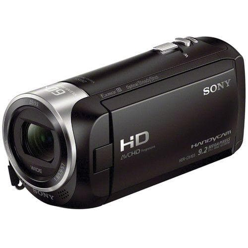 Sony Handycam HDR-CX405 Camcorder - With Case