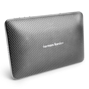 Harman Kardon HKESQUIRE2GRY Esquire2 Portable Bluetooth Speaker and Conferencing System, Grey
