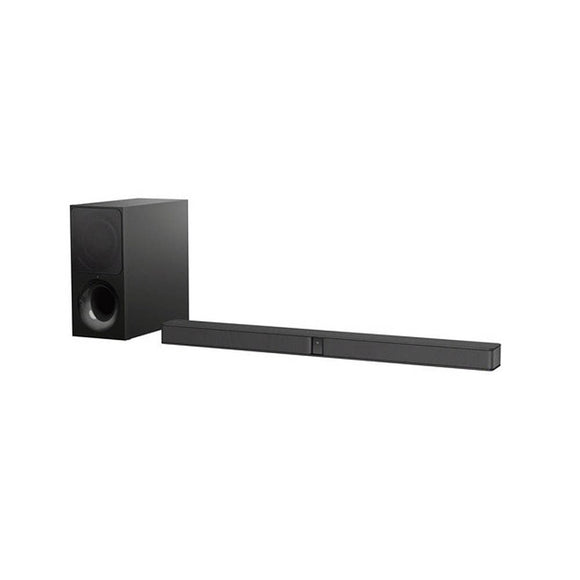 Sony HT-CT290 - sound bar system - for home theater - wireless