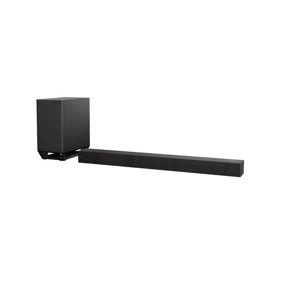 Sony HT-ST5000 - sound bar system - for home theater - wireless