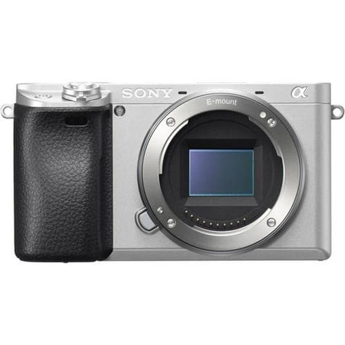 Sony Alpha a6300 Mirrorless Digital Camera with 18-135mm Lens - Silver