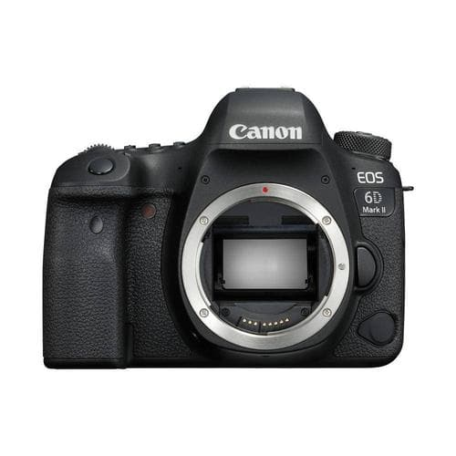 Canon EOS 6D Mark II Full frame DSLR Camera