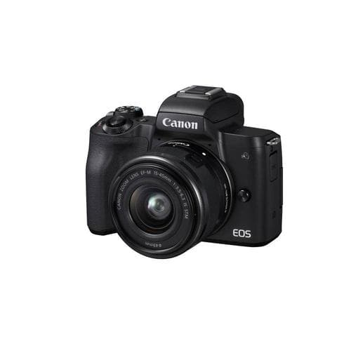 Canon EOS M50 Mirrorless Digital Camera