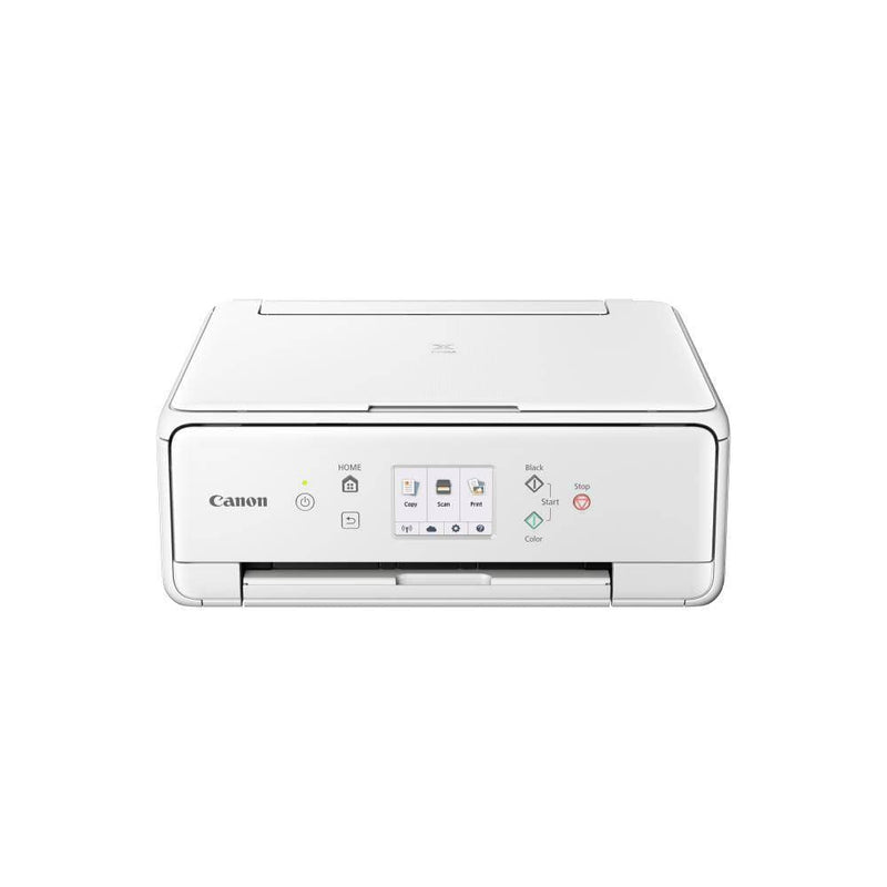 Canon PIXMA TS6120 Wireless All-in-One Inkjet Printer, White