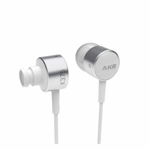 AKG High Performance In-ear headphone button remote - White
