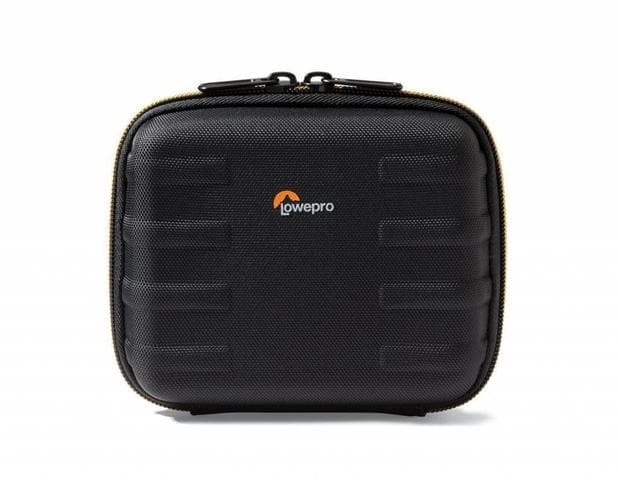 Lowepro Santiago 30 II Camera Bag - Hard Shell Case for Your Point and Shoot, GoPro® Or Action Video Camera