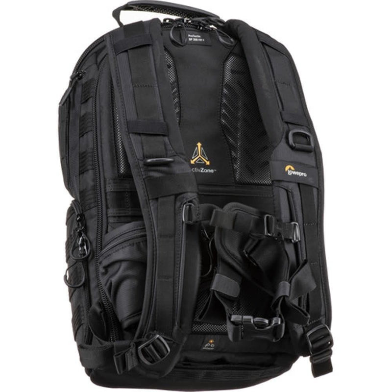 Lowepro ProTactic BP 350 AW II Camera and Laptop Backpack - black