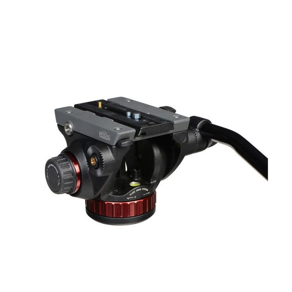 Manfrotto MVH 502AH Pro Video Head with Flat Base