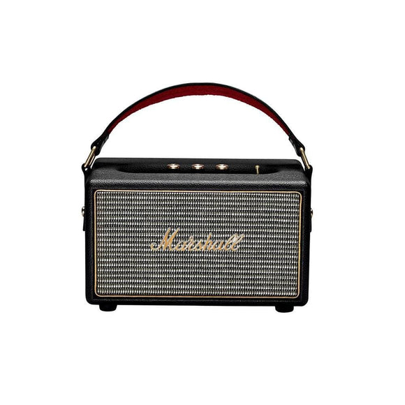 Marshall Kilburn - Portable Bluetooth Speaker w/ carry strap - Black