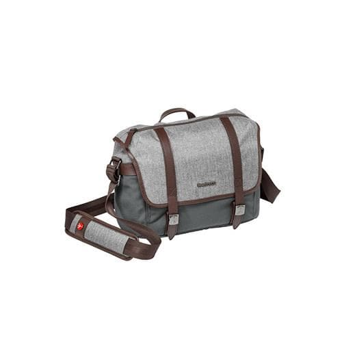 Manfrotto MB LF-WN-MS Windsor Camera Messenger Bag Small - Grey