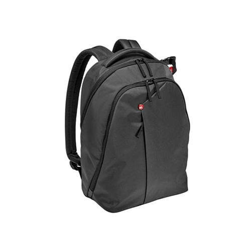 Manfrotto MB NX-BP-VGY Backpack for D-SLR Camera, Laptop - Grey