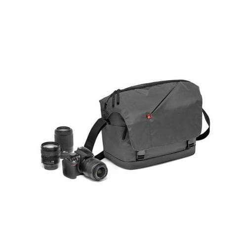 Manfrotto NX Camera Messenger Bag  for  CSC/DSLR - GreyV2