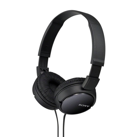Sony MDR-ZX110 - ZX Series - headphones - full size - 3.5 mm jack