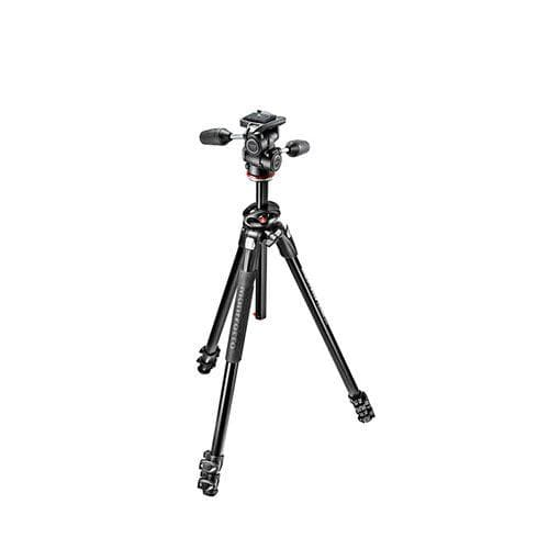 Manfrotto MK290DUA3-3W 290 Dual 3-Way Head Kit