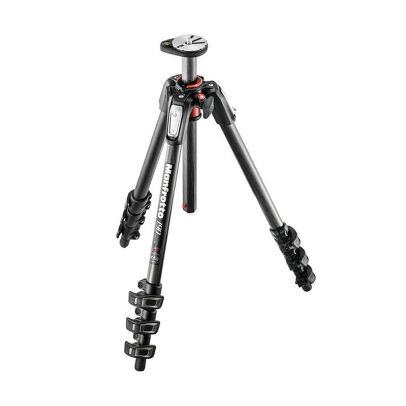 Manfrotto MT190CXPRO4 4 Section Carbon Fiber Tripod