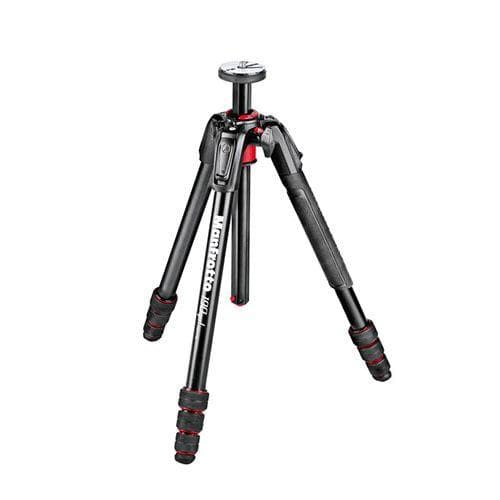 Manfrotto 190 GO! M-SERIES ALUMINUM 4-Section Tripod