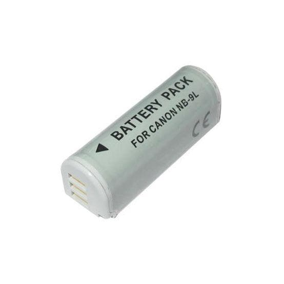 Optex NB-9L  Battery for Canon