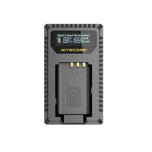 Nitecore USN2 Sony USB Dual Slot Charger for NP-BX1 Battery