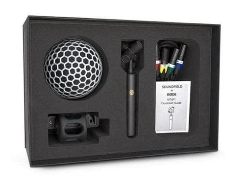 Rode NT-SF1  SoundField  Ambisonic Microphone