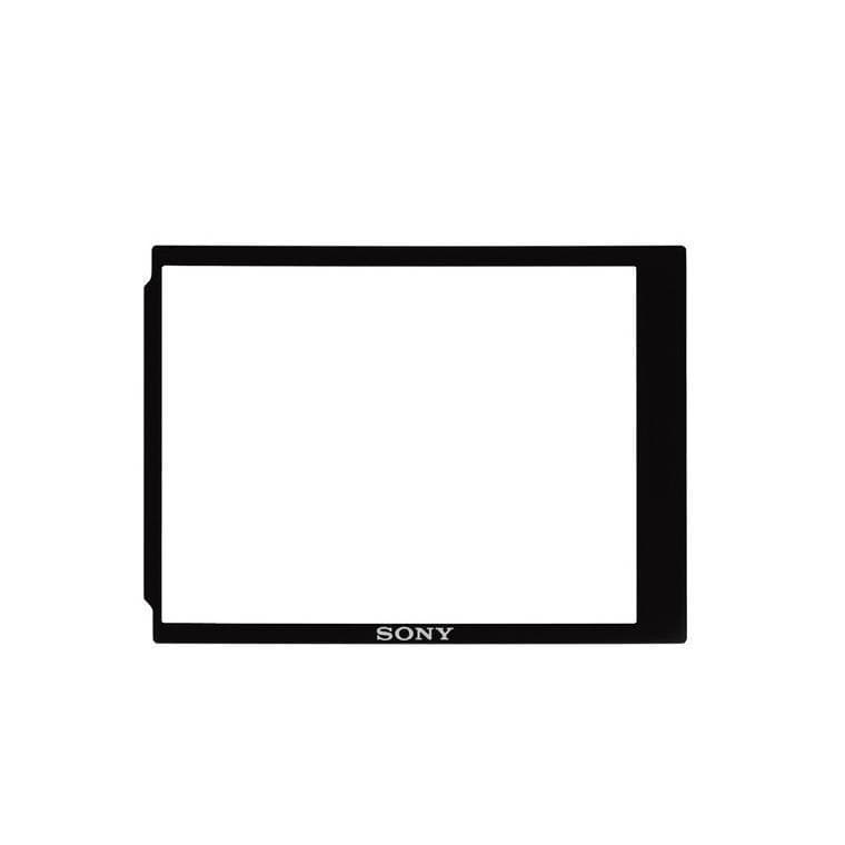 Sony PCKLM15 LCD Protector - Black