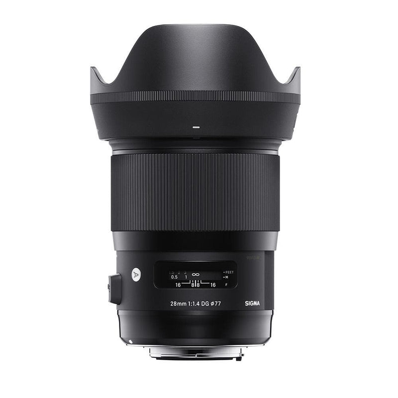 Sigma 28mm f1.4 DG HSM Art Lens for Canon