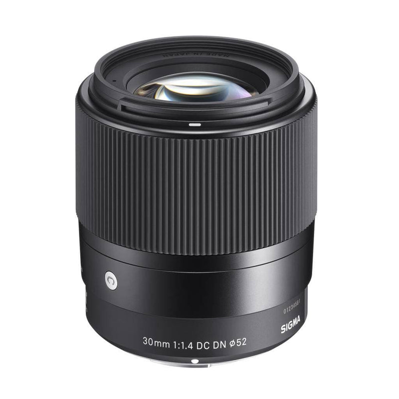 Sigma 30mm F1.4 DC DN Contemporary Lens For  Sony E Mount