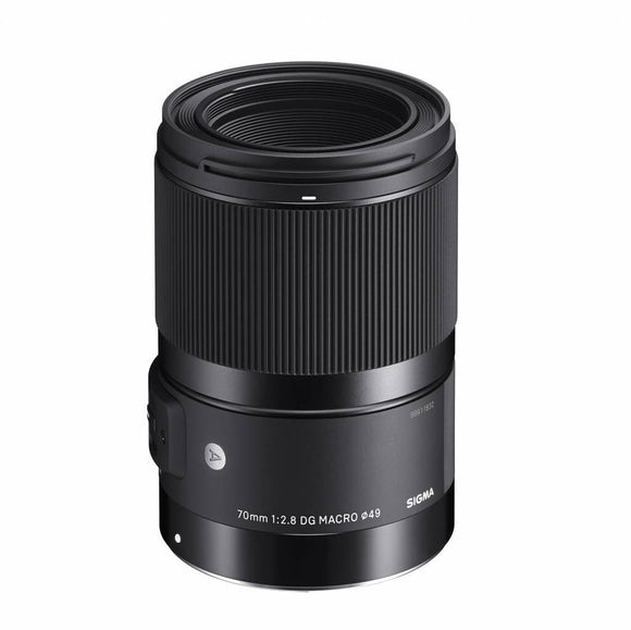Sigma 70mm f/2.8 DG Art Macro Lens for Sony E Mount