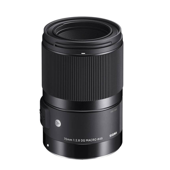 Sigma 70mm f/2.8 DG Art Macro Lens for Canon