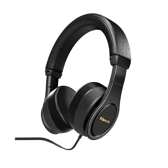 klipsch Reference On-Ear II Headphones - Black