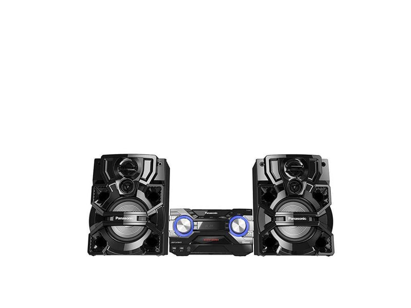 Panasonic SC-AKX640K CD/ AM FM / 2x USB / Bluetooth Stereo System with Ultra Powerful Bass