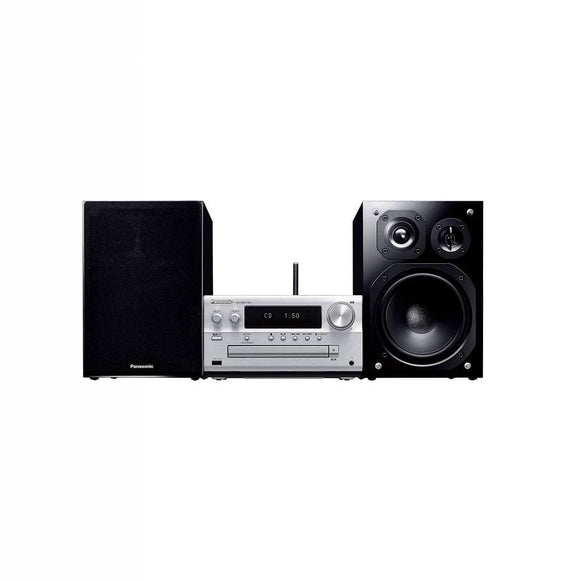 Panasonic SC-PMX150 Compact Micro Music System with Bluetooth CD, USB