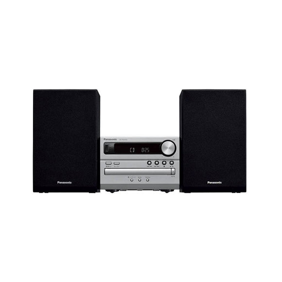 Panasonic SC-PM250 CD stereo system USB Memory / Bluetooth correspondence Silver