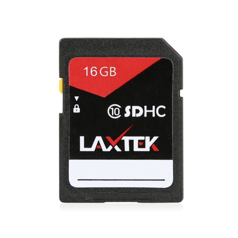 LAXTEK 16GB SD card