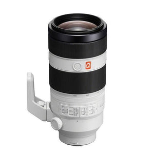 Sony SEL100400GM - Telephoto zoom lens - 100 mm - 400 mm - f/4.5-5.6 FE GM OSS - Sony E-mount