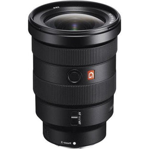 Sony SEL1635GM G Master - Wide-angle zoom lens - 16 mm - 35 mm - f/2.8 - Sony E-mount