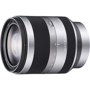 Sony SEL18200 - Zoom lens - 18 mm - 200 mm - f/3.5-6.3 OSS - Sony E-mount