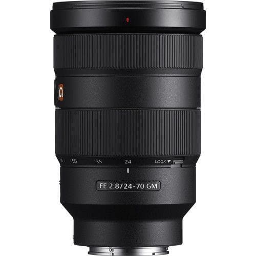 Sony SEL2470GM - Zoom lens - 24 mm - 70 mm - f/2.8 GM - Sony E-mount