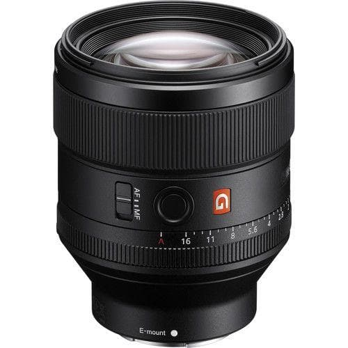 Sony FE 85 mm F1.4 GM Lens