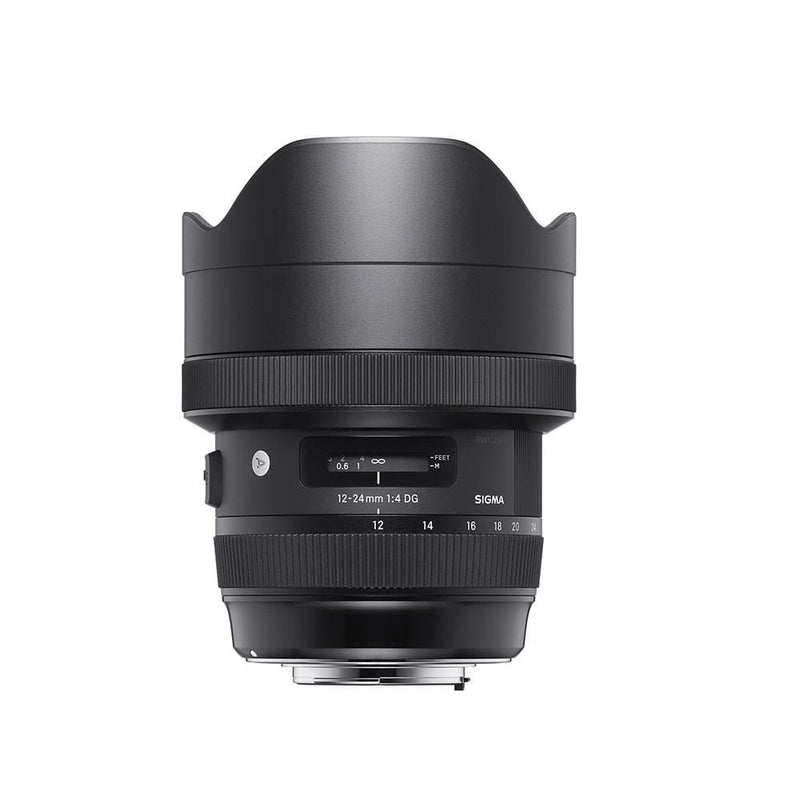 Sigma 12-24mm f4 DG HSM Art Lens For Canon
