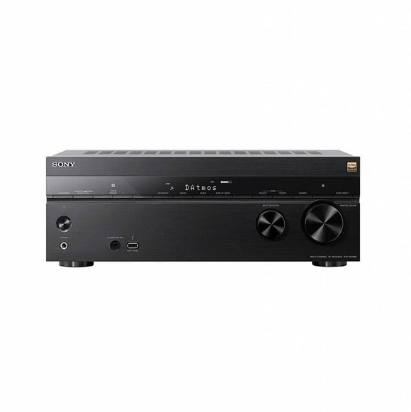 Sony STRDN1080 7.2 Channel Dolby Atmos Wi-Fi Network AV Audio Component Receiver, Black