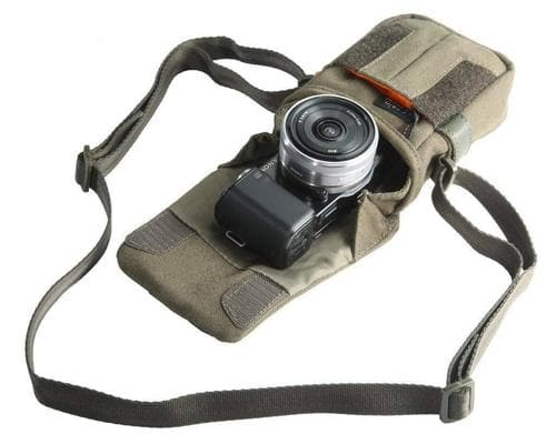 Vanguard Vojo 8GR Shoulder Bag for Camera - Green