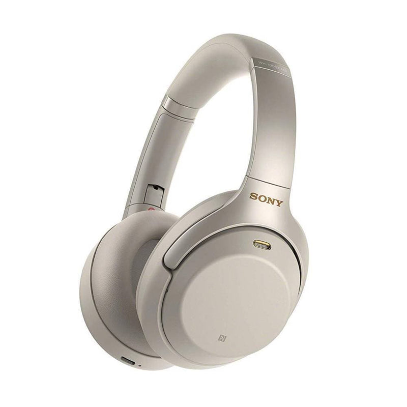Sony WH-1000XM3 - Over ear - Headphones with mic - wireless - noise canceling