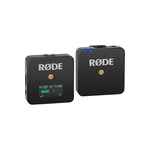 Rode Wireless Go Microphone system - black